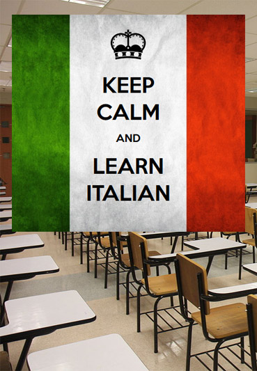 italian classes at Sons of Italy Club