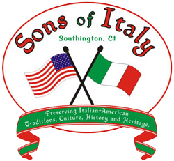 Sons of Italy Club Southington CT Logo