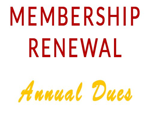 Membership Dues Notification