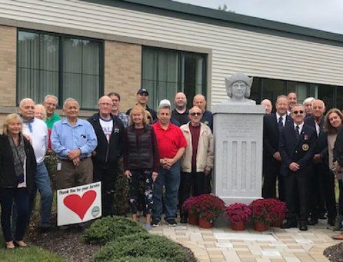 Southington organizations celebrate Columbus Day